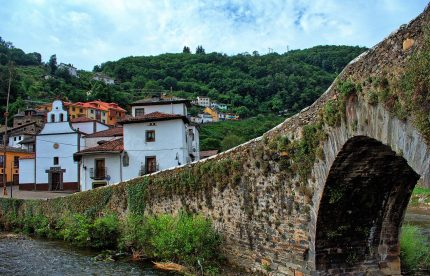 Asturias Bridge Holiday in Spain all inclusive