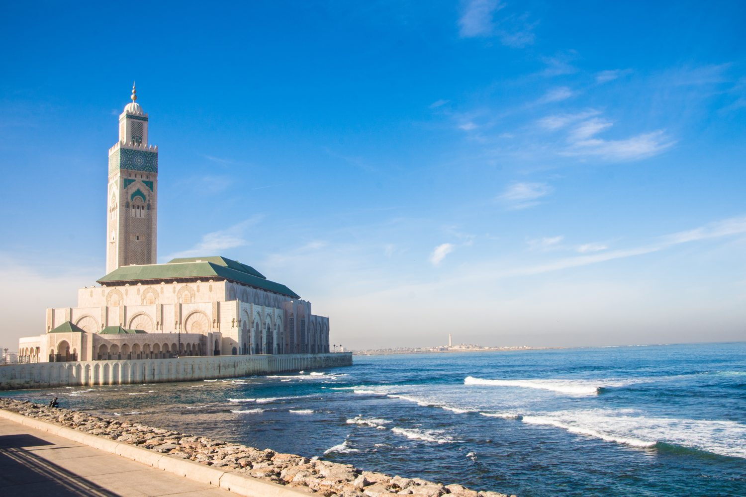 Iberian Splendour with Morocco
