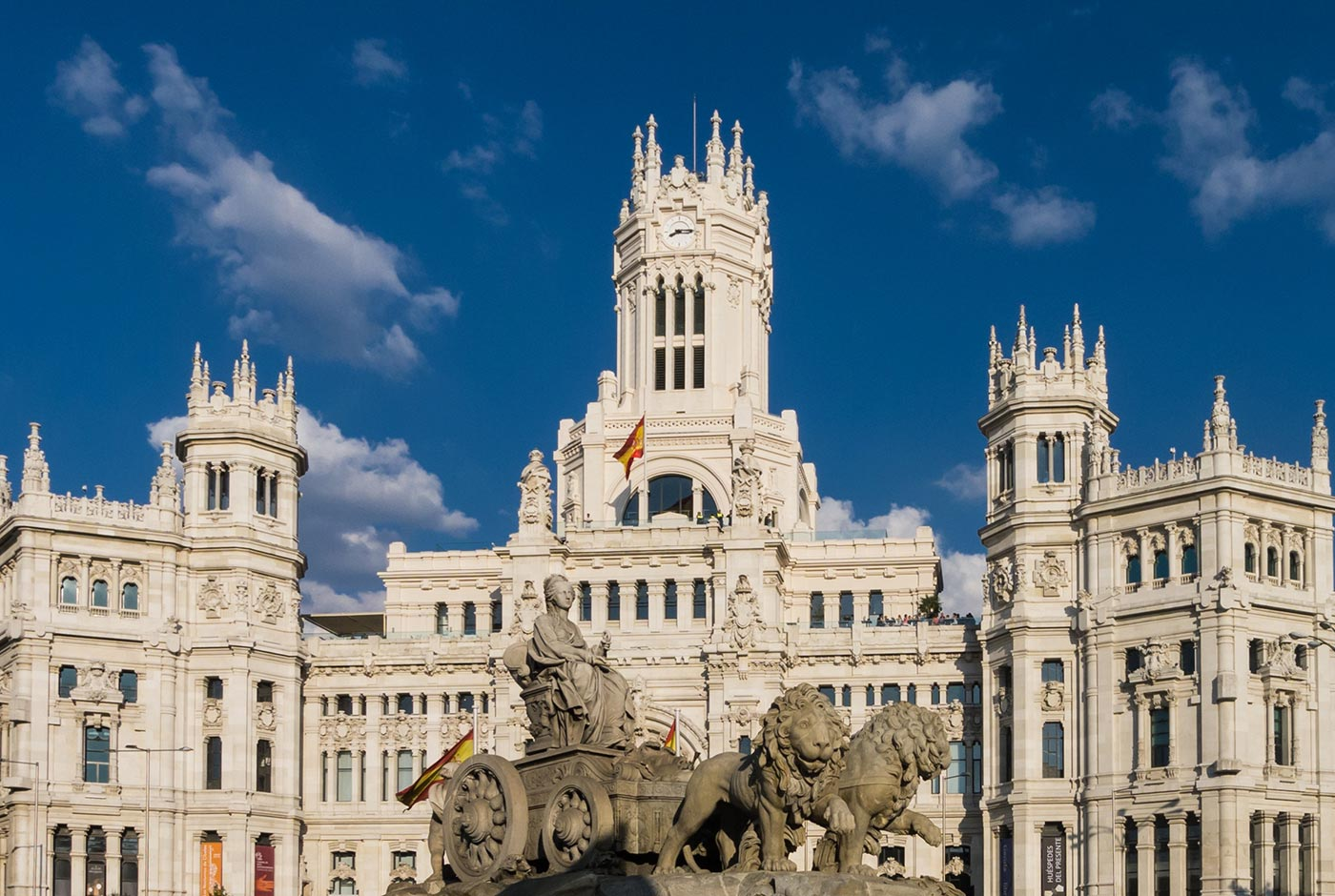 Madrid City Hall - Tours of Spain