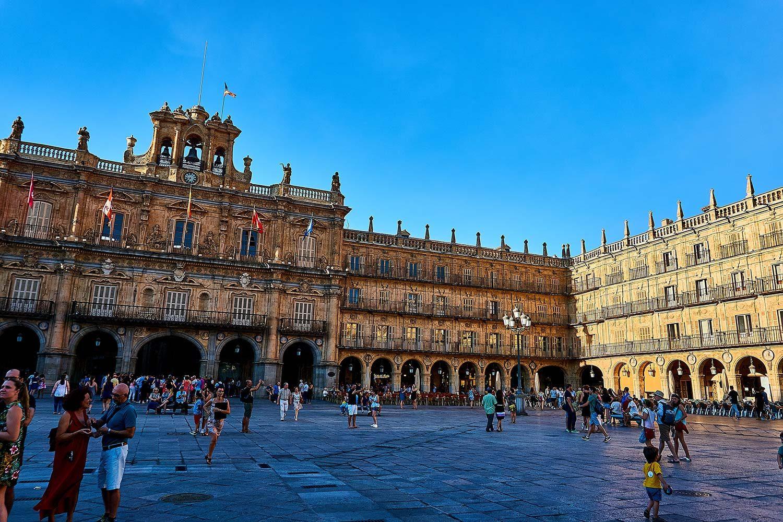 Salamanca Town Square