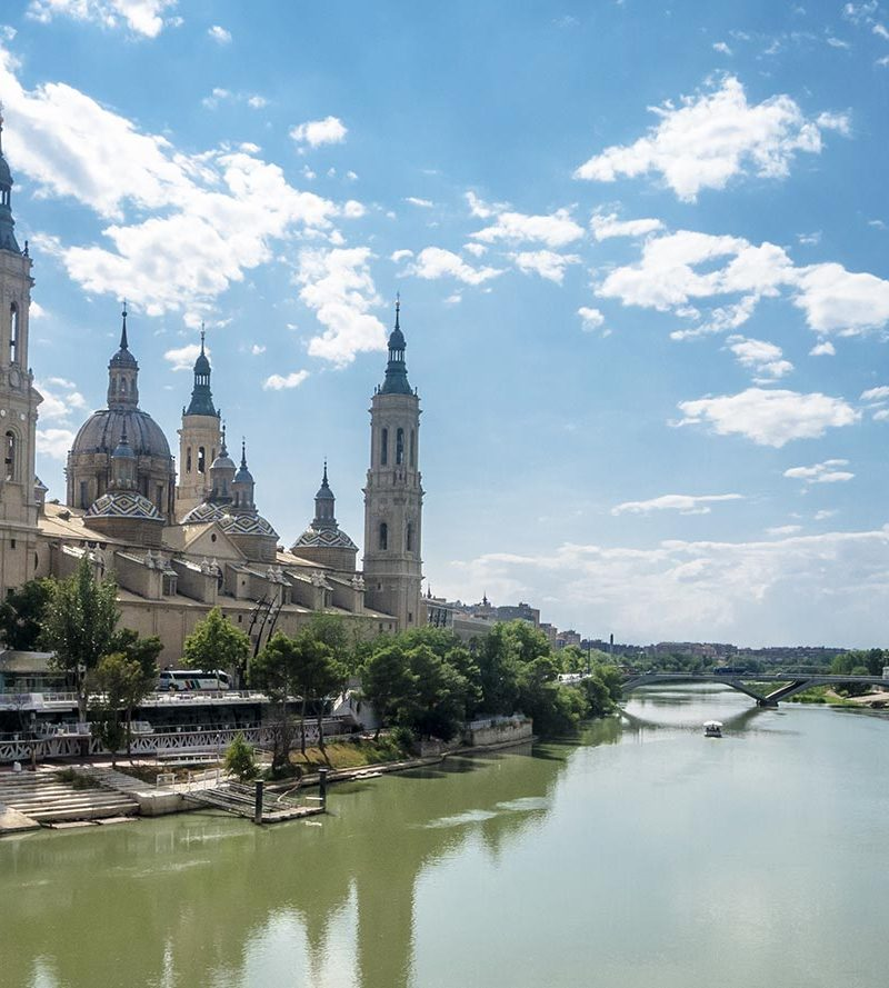 Madrid, Andalucía and Barcelona
