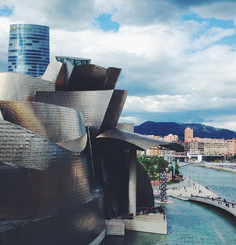 bilbao guggenheim northern Spain tours