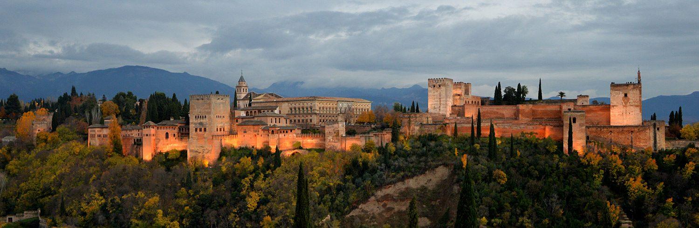 granada alhambra short tours of spain