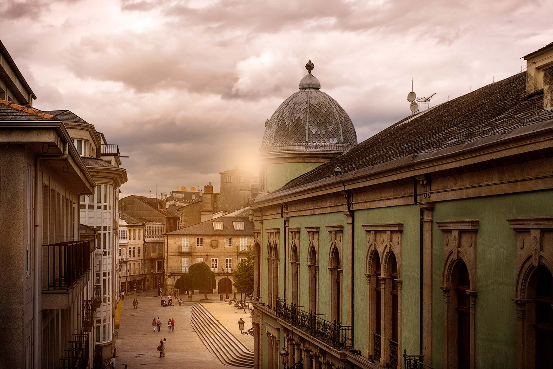 Lugo Spain