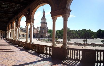 seville panoramic