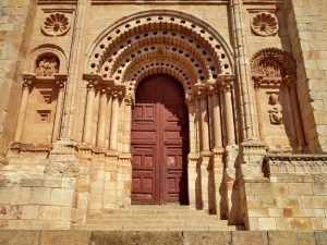 World Heritage From Castile Y Leon To Extremadura