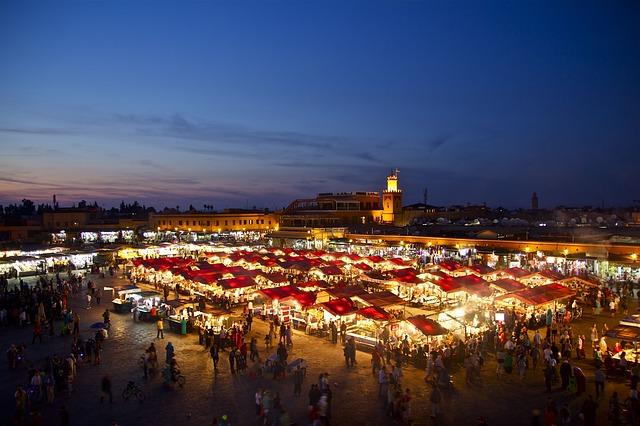 Iberian Splendour with Morocco