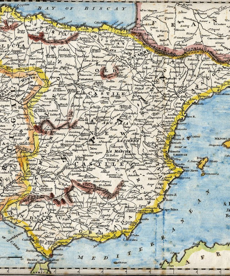 The Grand Tour of the Iberian Peninsula