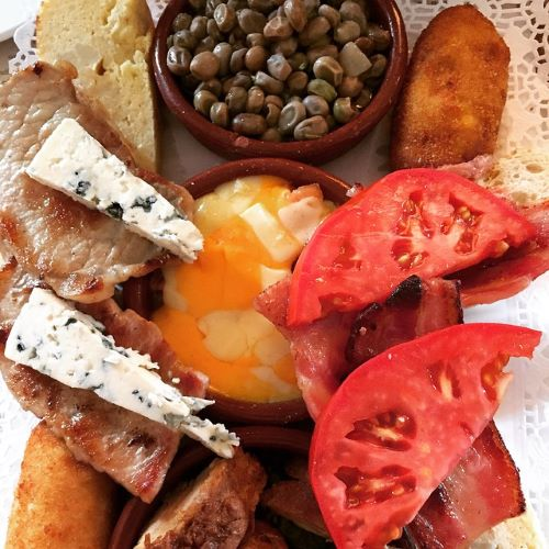 Spanish Food Tour