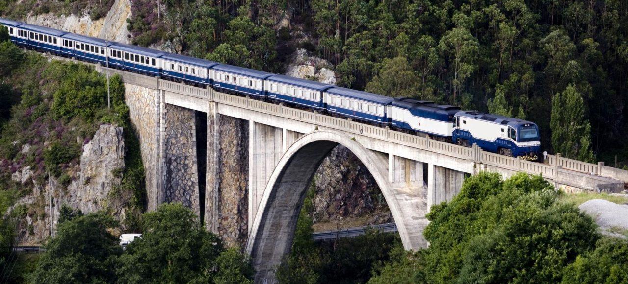 Spain By Train